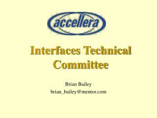 Brian Bailey brian_bailey@mentor