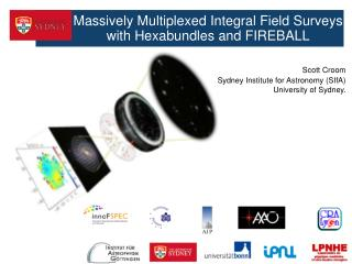 Massively Multiplexed Integral Field Surveys with Hexabundles and FIREBALL