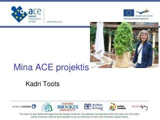 Mina ACE projektis