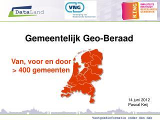 Gemeentelijk Geo-Beraad