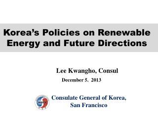 Consulate General of Korea, San Francisco