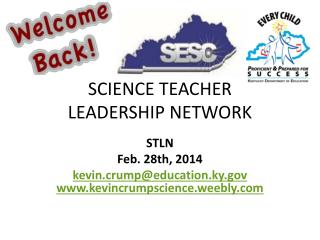 SCIENCE TEACHER  LEADERSHIP NETWORK