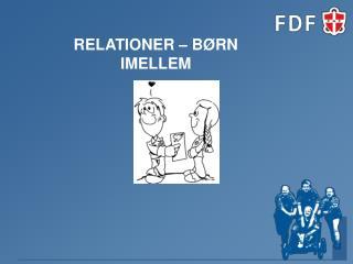 Relationer – børn imellem