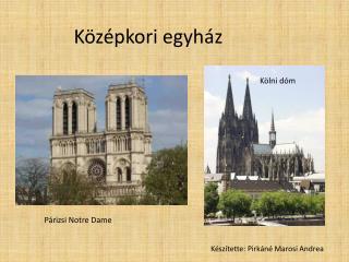 Középkori egyház