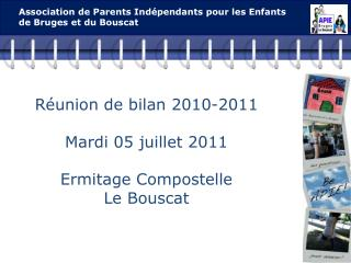Association de Parents Indépendants pour les Enfants de Bruges et du Bouscat