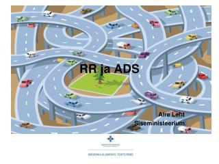 RR ja ADS