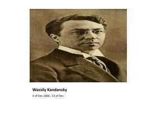 Wassily Kandansky