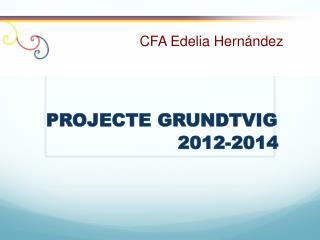 CFA Edelia Hernández