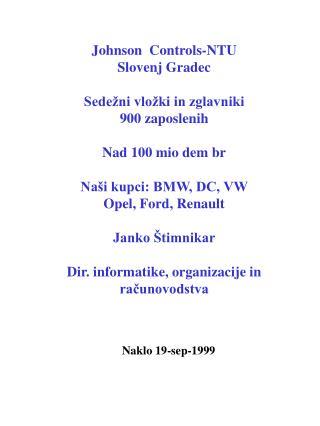 Naklo 19-sep-1999