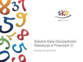 Szkolne Kasy Oszczędności Rewolucja w Finansach  
