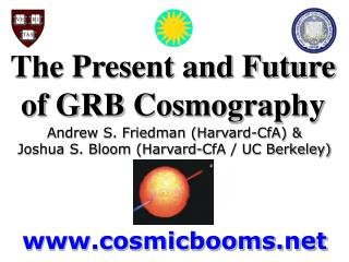 The Present and Future of GRB Cosmography