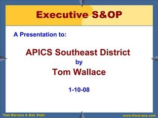 Executive SOP