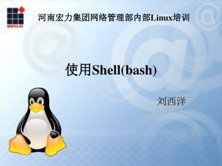 使用 Shell(bash)
