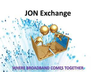 JON Exchange