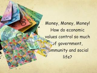 What is economic value? Economic value as defined by dictionary states