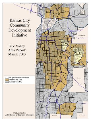Source: KCMO Real Estate file, November, 2002