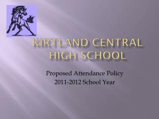 Kirtland Central High School