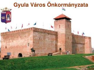 Gyula V ros  nkorm nyzata