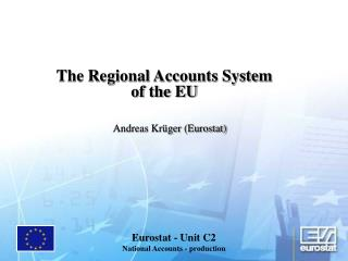 The Regional Accounts System of the EU