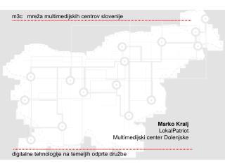 m3c   mreža multimedijskih centrov slovenije