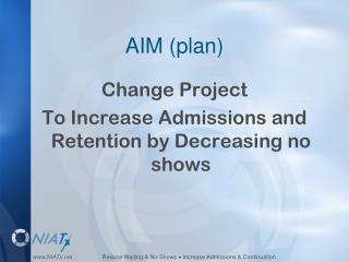 AIM (plan)