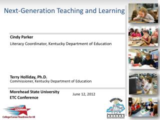Next-Generation Teaching and Learning