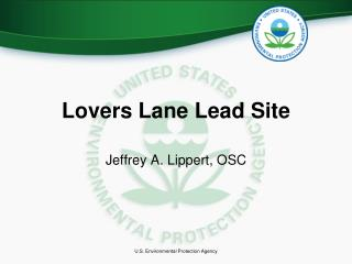 Lovers Lane Lead Site
