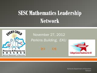 SESC Mathematics Leadership Network