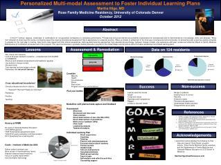 Cross educational boundaries! Clinical professional school rotations: