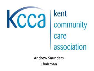 Andrew Saunders Chairman