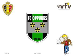 AGENDA 1 . Verwelkoming Hervorming jeugdvoetbal Jeugdwerking  Samenwerking  Waasland -Beveren