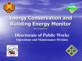Energy Conservation and Building Energy Monitor