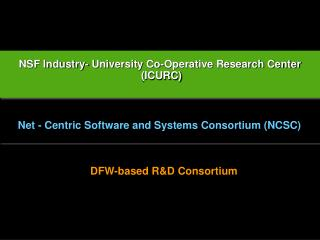 Co-operative Research Between Industry and Universities