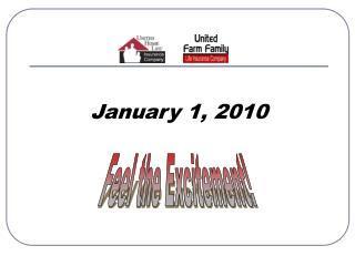 January 1, 2010