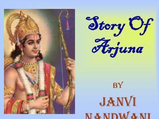 Story Of Arjuna