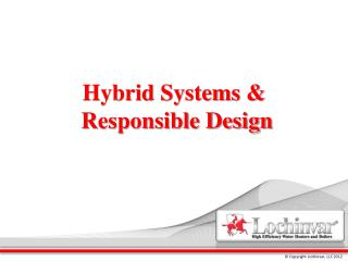 Hybrid Systems &  Responsible Design