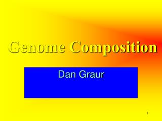 Genome Composition