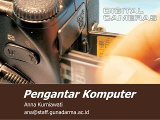 Pengantar Komputer