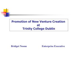 Bridget Noone		Enterprise Executive