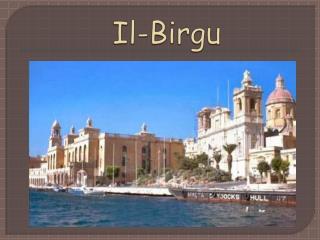 Il- Birgu