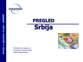 PREGLED Srbija