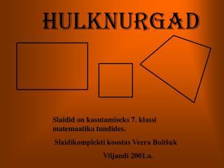 HULKNURGAD
