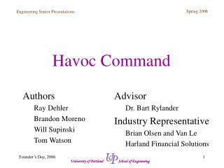 Havoc Command