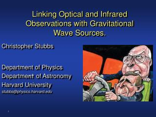 Linking Optical and Infrared Observations with Gravitational Wave Sources.