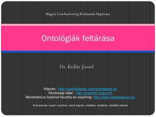 Ontológiák feltárása
