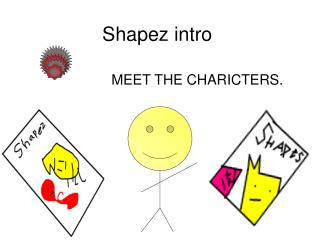 Shapez intro