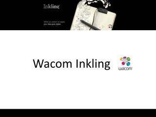 Wacom Inkling