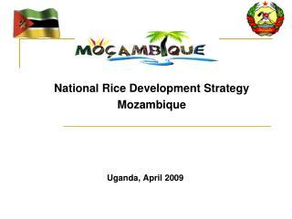 Uganda, April 2009