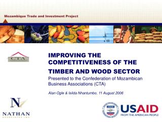 Mozambique Trade and Investment Project