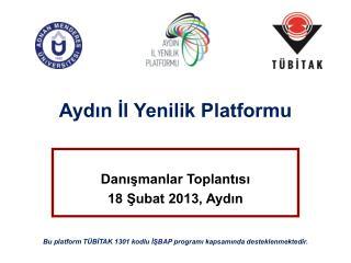 Aydın İl Yenilik Platformu